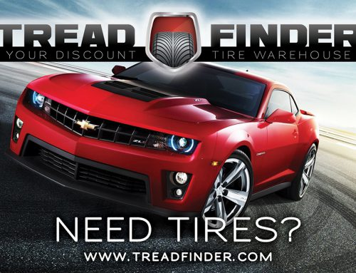 Tread Finder