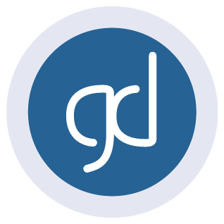 Gregory Design Retina Logo